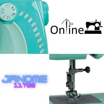 Janome 11706