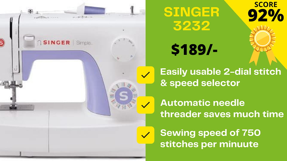 You are currently viewing Read our Singer 3232 reviews BEFORE YOU BUY