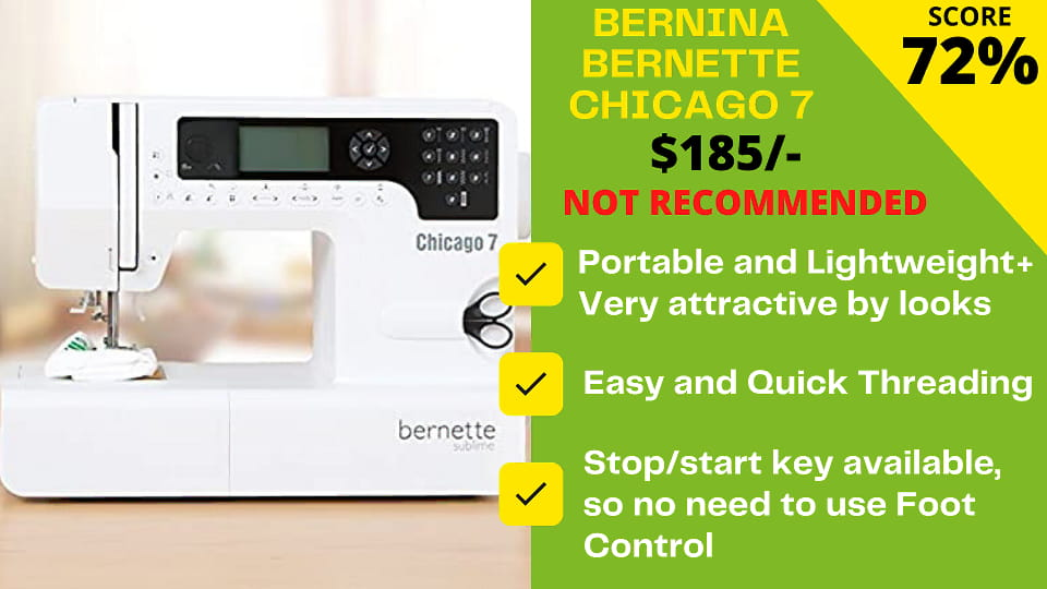 You are currently viewing Bernina Bernette Chicago 7 Reviews That Tell You The Truth