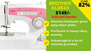 Read more about the article Brother XL2610 Beaten By XM2701 in Our Aug 2021 Testing